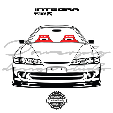 Honda Integra DC2 jdm