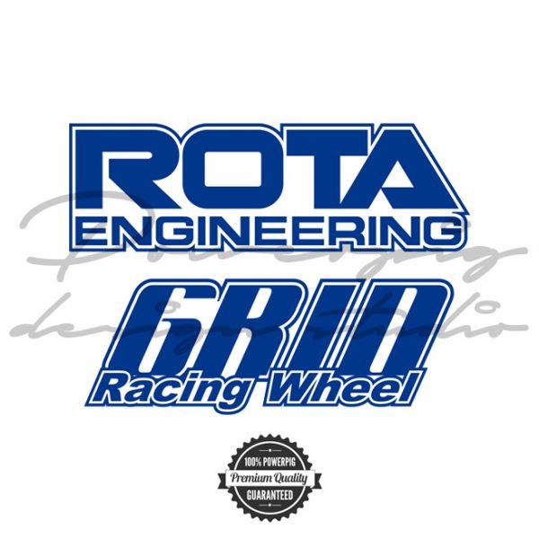 Rota grid racing wheel