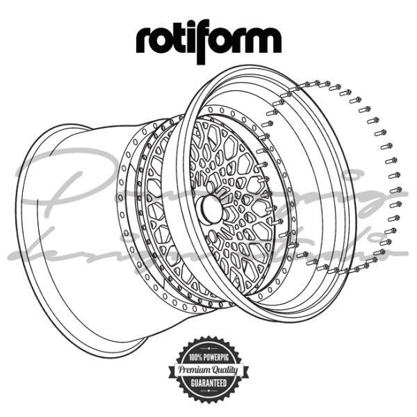 Rotiform LHR